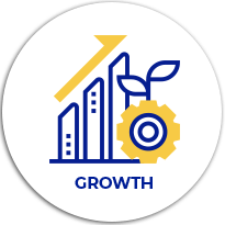 We offer a steadfast career growth and development