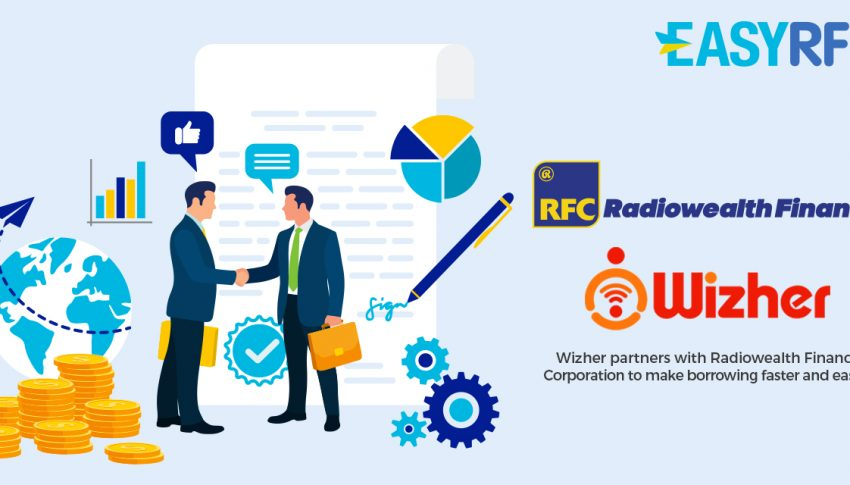 RFC Negosyo Loan now available at Wizher app