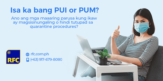 Isa ka bang PUI or PUM?