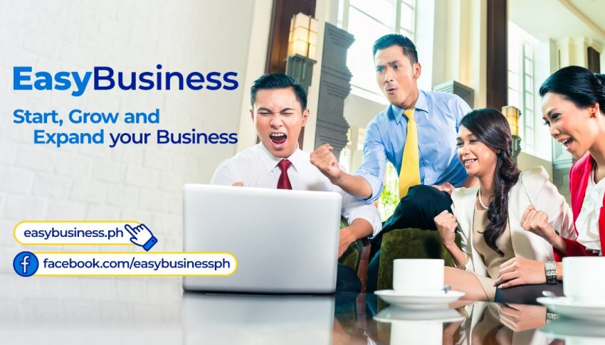 EasyBusiness: Your access to free valuable tools and content to start, grow, expand your business