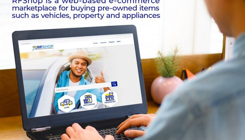 RFShop: Your easy access to pre-owned items